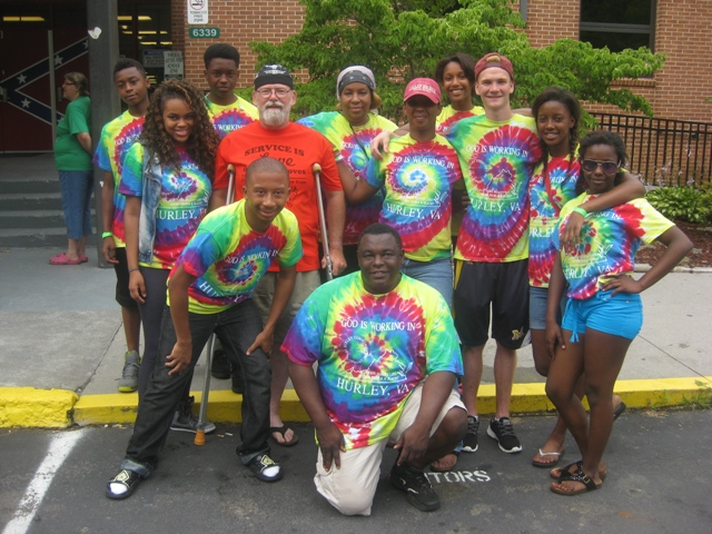 Ames Members Hurley Trip