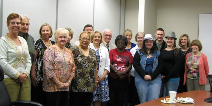 Caring Ministry team 2014