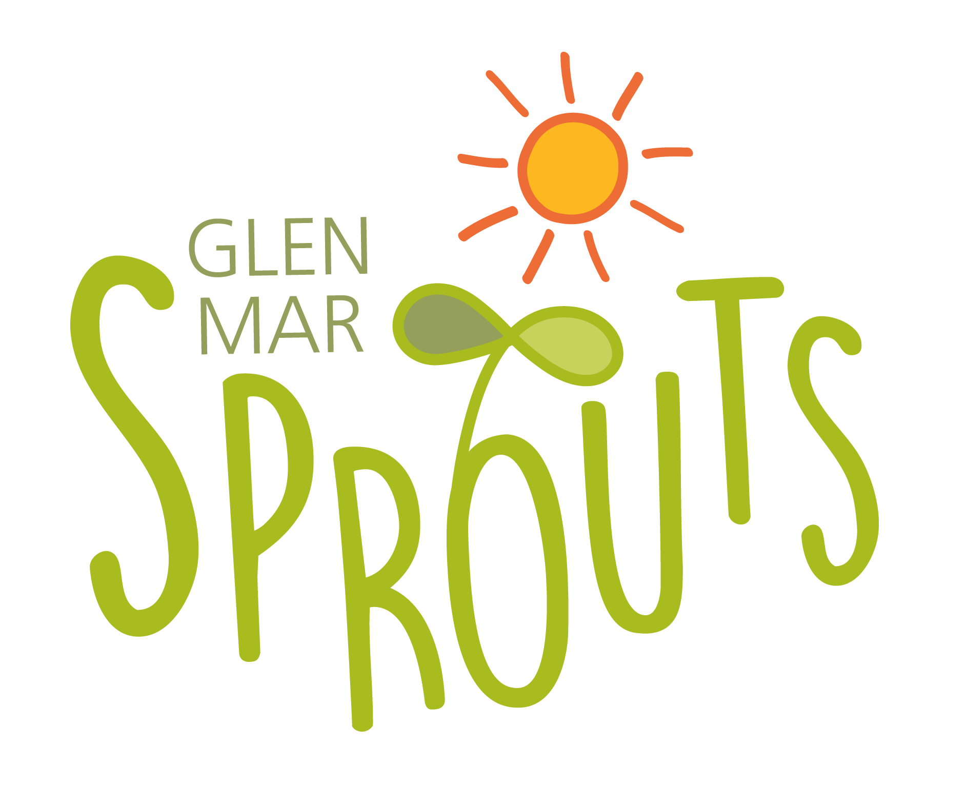 Glen Mar Sprouts Logo