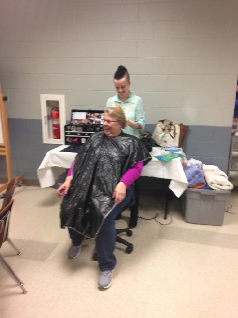 CWS Haircuts