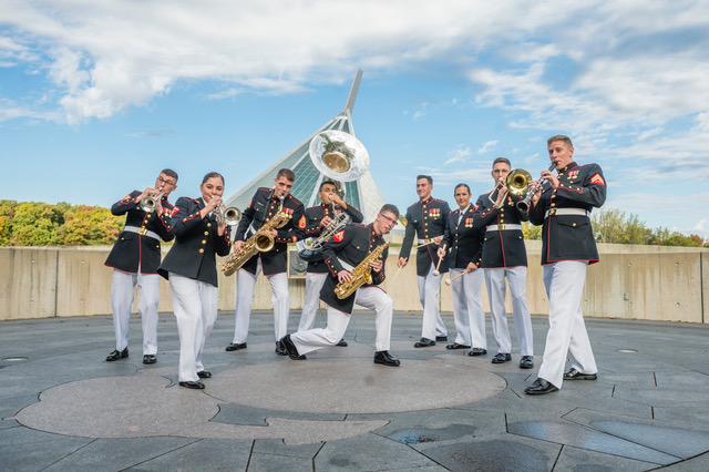 Quantico Marine Corps Band Photos