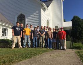 West Virginia: Oct. 21 – 27, 2018
