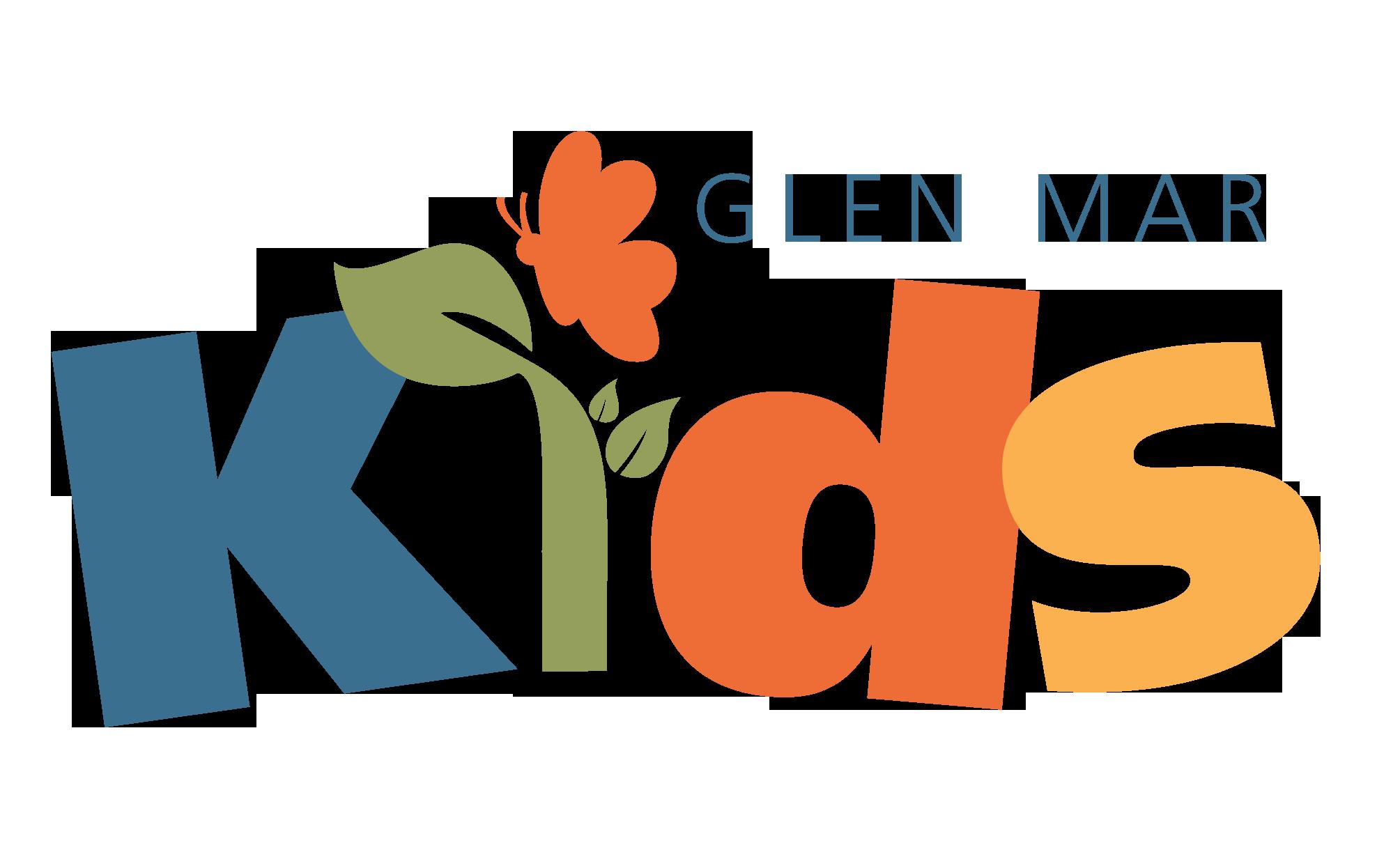 Glen Mar Kids Logo