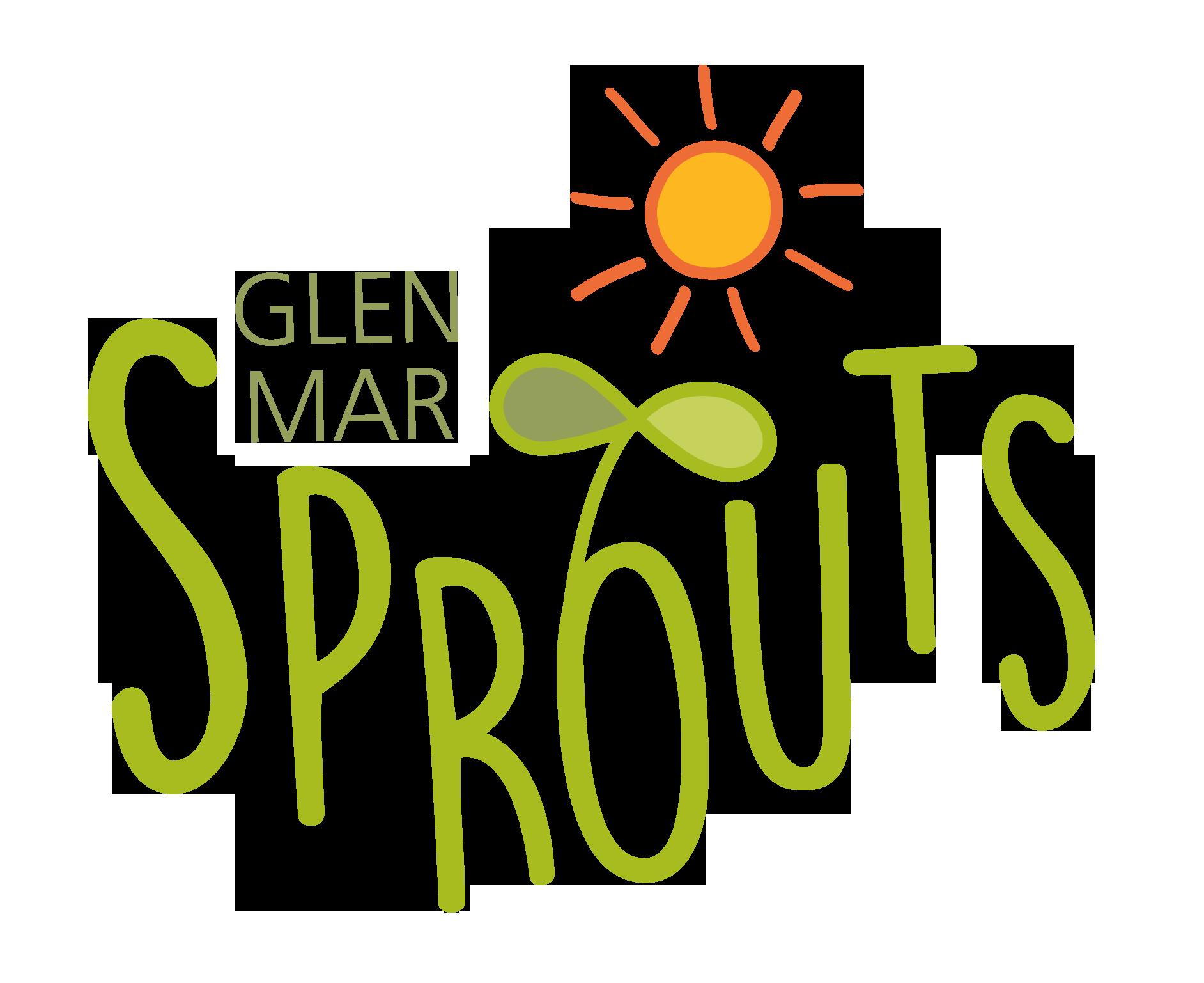Glen Mar Sprouts Logo