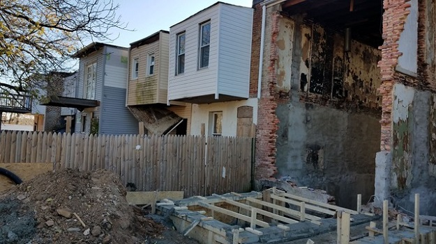 Habitat Home Before Renovation
