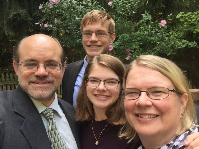 Pastor Mandy Sayers family pic