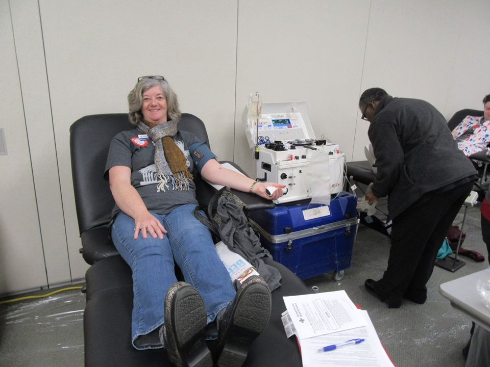 Day of Service Blood Drive