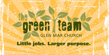 green team banner